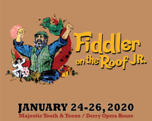 Fiddler on the Roof jr @ Derry Opera House