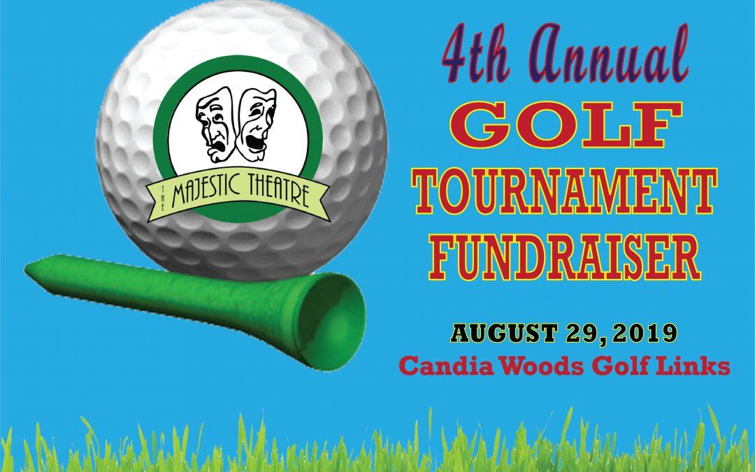 4th Annual Golf Tournament Fundraiser