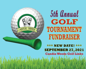 5th Annual Golf Tournament Fundraiser @ Candia Woods Golf Links