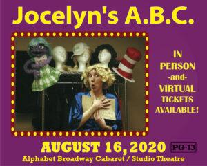 ABC - Alphabet Broadway Cabaret