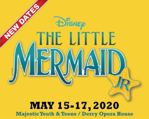 Disney's The Little Mermaid jr @ Derry Opera House