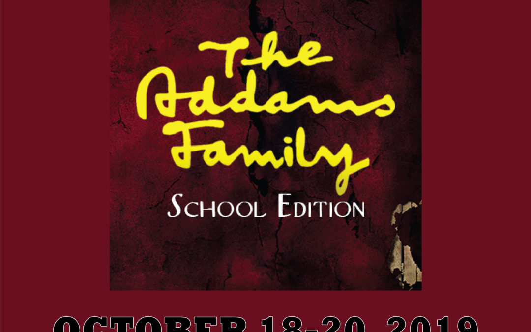 The Addams Family – School Edition