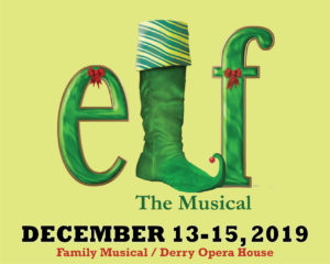 Elf The Musical @ Derry Opera House