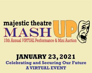 The Majestic Theatre MashUP @ Virtual Event