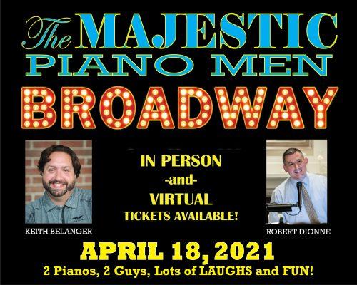 PIANO MEN Broadway